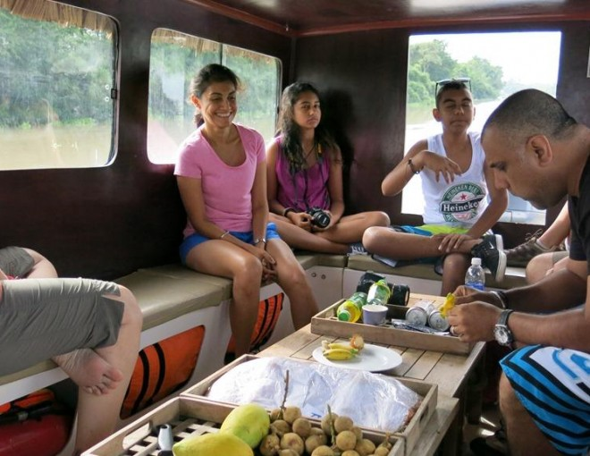 Half Day Boat Tour to Cu Chi Tunnels From Hotel Inside Ho chi Minh City Only