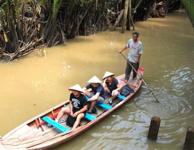 Full Day Boat Tour To Mekong Delta From Hotel Inside Ho Chi Minh City Only